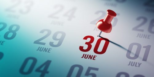 It's that time again… – Expert tips for 30 June!